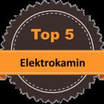 Top 5 – Elektrokamin