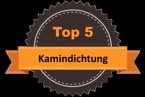 Top 5 – Kamindichtung