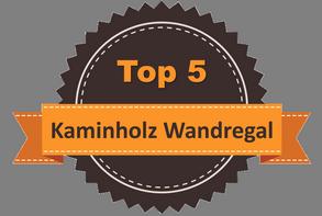 Top 5 – Kaminholz Wandregal