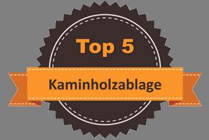 Top 5 – Kaminholzablage