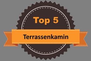 Top 5 – Terrassenkamin