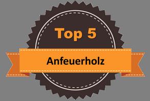 Top 5 – Anfeuerholz