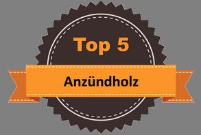 Top 5 – Anzündholz