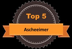 Top 5 – Ascheeimer