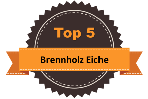 Top 5 – Brennholz Eiche